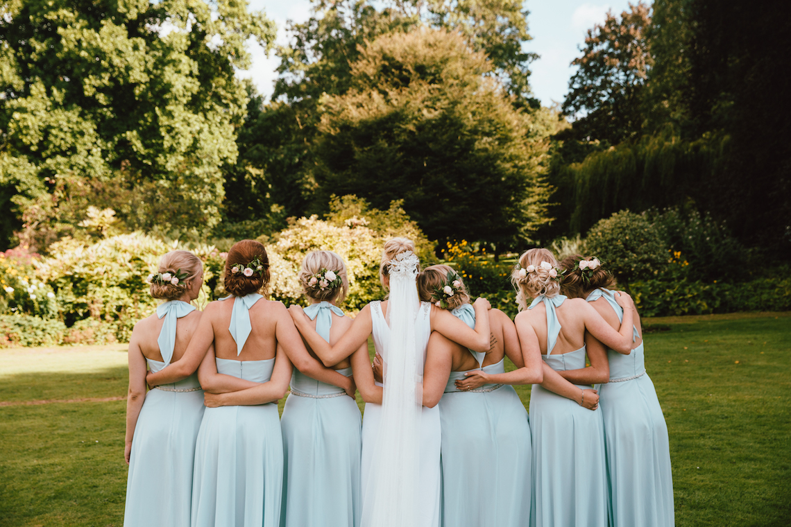Totally Chic English Wedding With A Sweet Boat Ride | Oak & Blossom 34