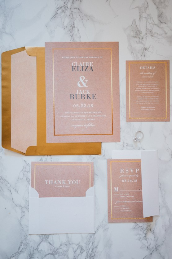 6 Gorgeous Wedding Invation Trends For 2018   Shutterfly   Claire Eliza 22