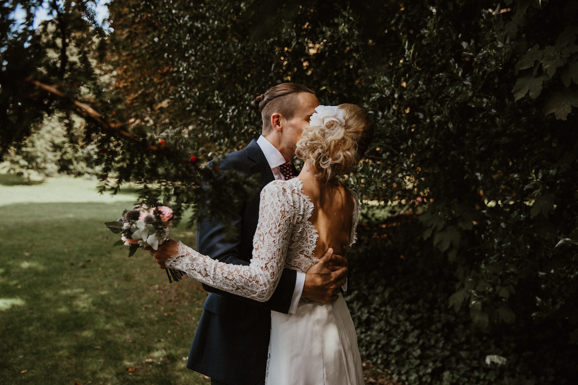 A Sweet, Labor Of Love English Wedding | Light of Wild Photography 4