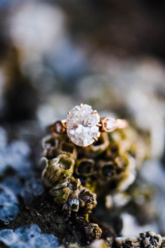 Ethereal Pacific Northwest Beachy Wedding Inspiration | Jessica Lynn Photography 10