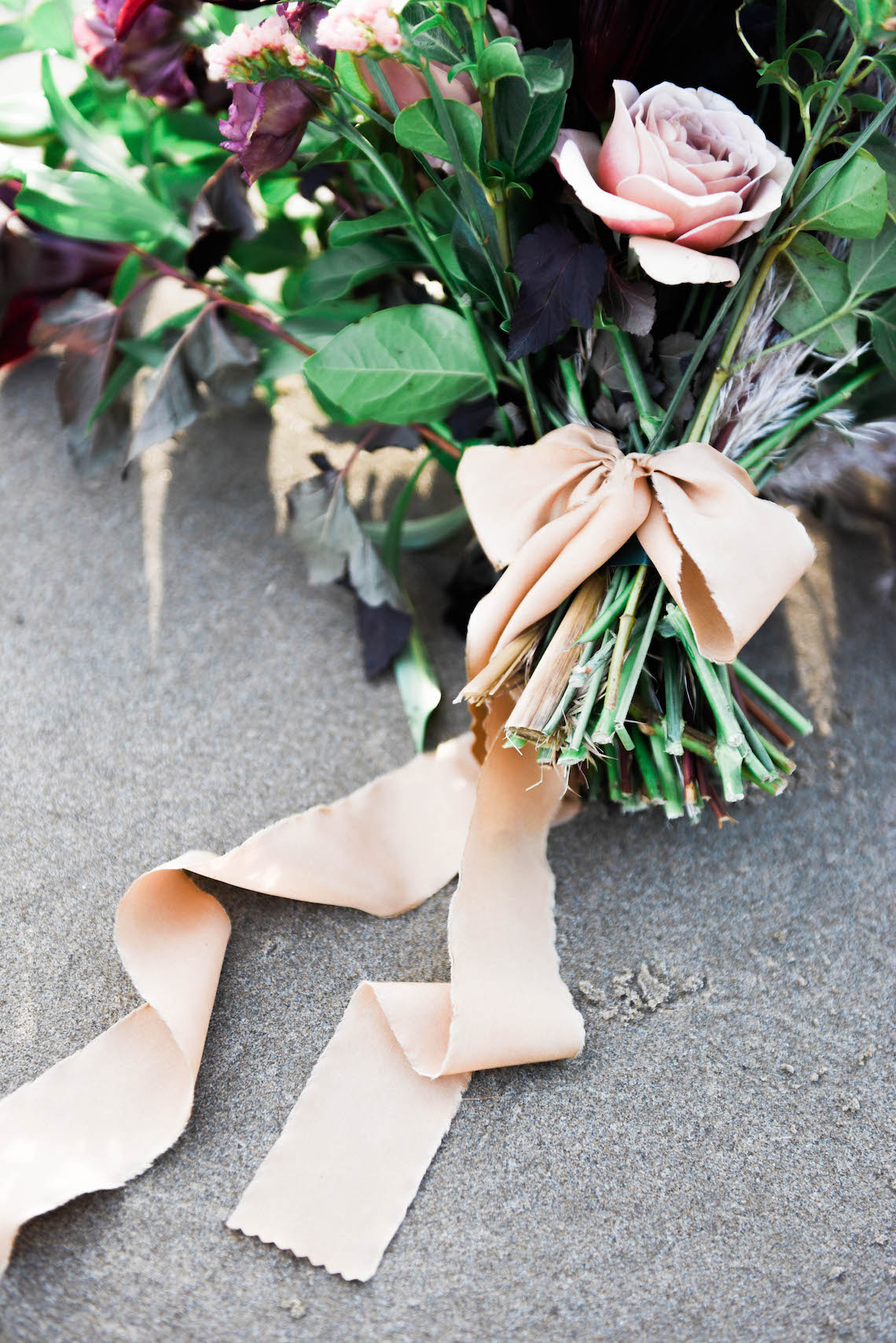 Ethereal Pacific Northwest Beachy Wedding Inspiration | Jessica Lynn Photography 28