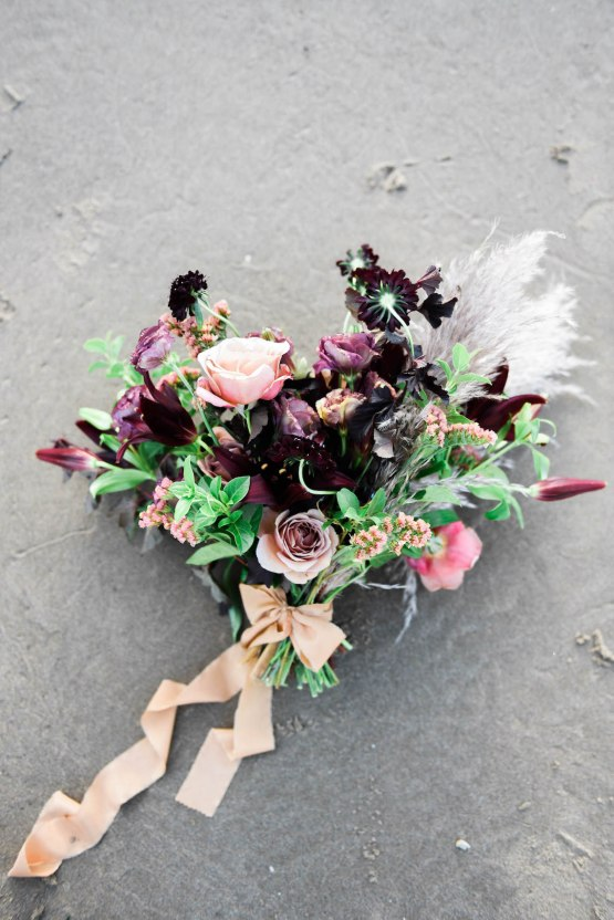 Ethereal Pacific Northwest Beachy Wedding Inspiration | Jessica Lynn Photography 29
