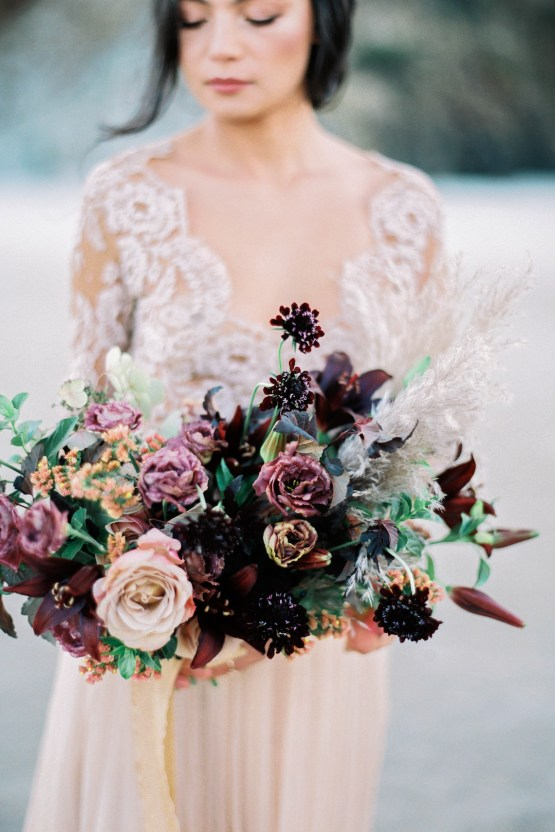Ethereal Pacific Northwest Beachy Wedding Inspiration | Jessica Lynn Photography 3