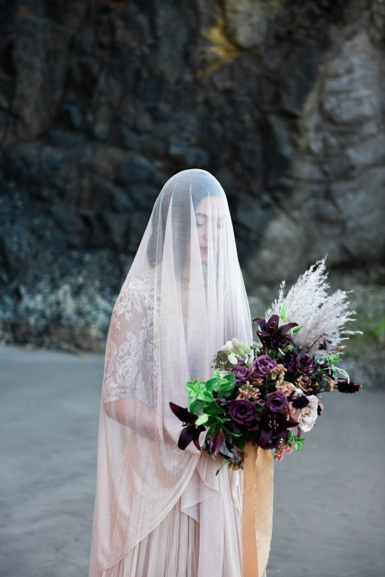 Ethereal Pacific Northwest Beachy Wedding Inspiration | Jessica Lynn Photography 44