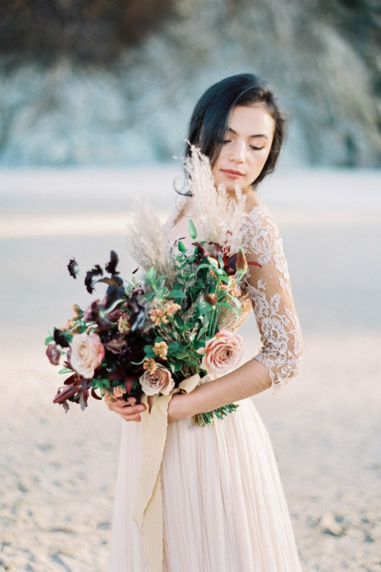 Ethereal Pacific Northwest Beachy Wedding Inspiration | Jessica Lynn Photography 6