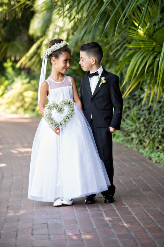 Glamorous Santa Barbara Wedding (With The Sweetest Flower Girl!) | Laurie Bailey Photo 34