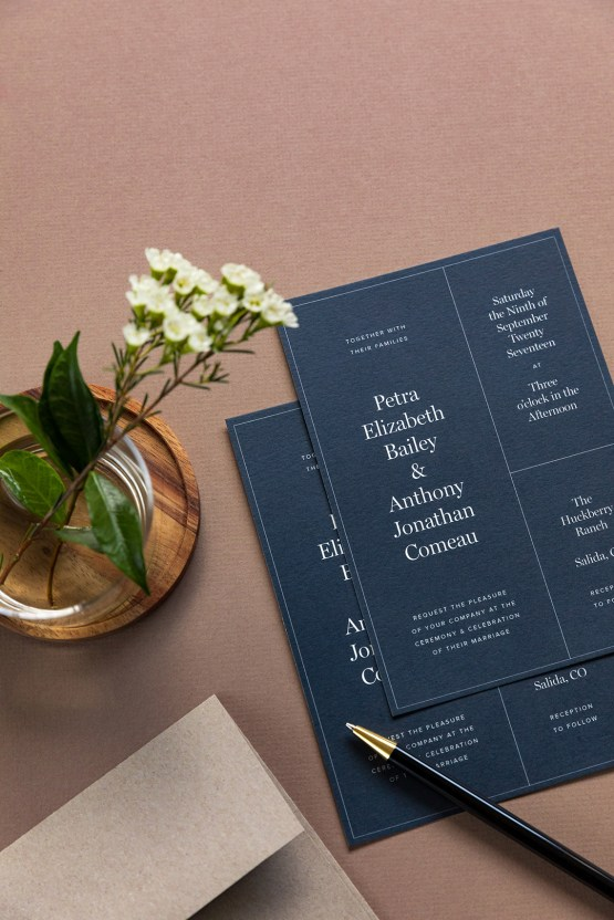 How To DIY Your Wedding Stationery – The Handy Artifact Uprising Guide 13