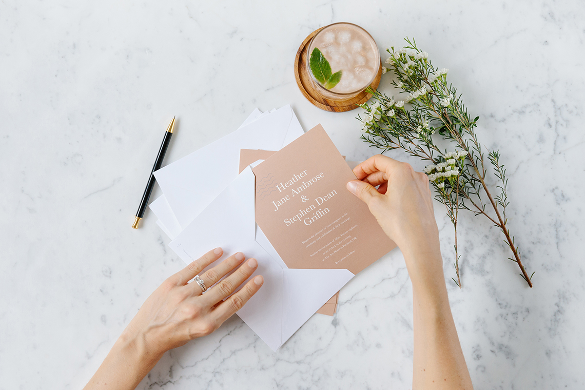 How To DIY Your Wedding Stationery – The Handy Artifact Uprising Guide 16