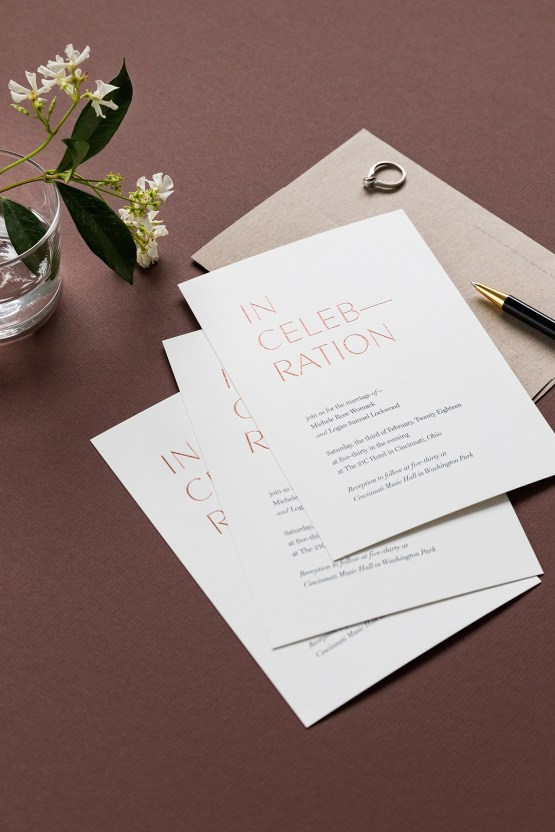 How To DIY Your Wedding Stationery – The Handy Artifact Uprising Guide 4