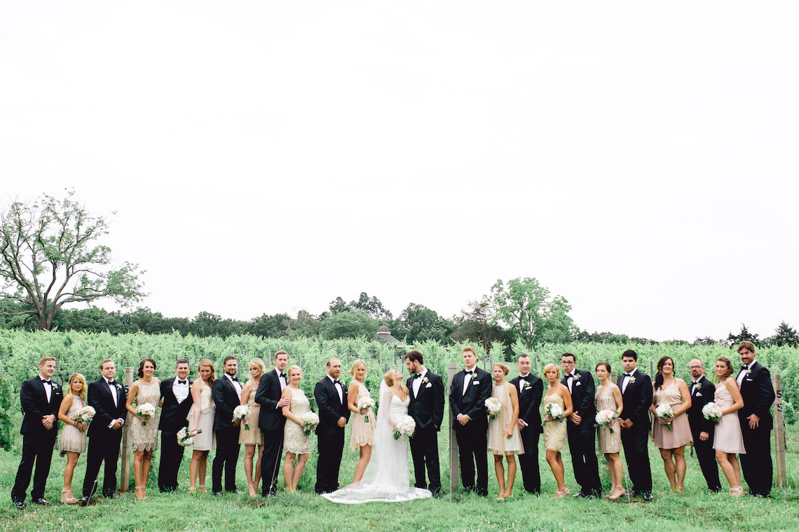 Relaxed Virginia Winery Wedding | Alison Leigh Photography 30