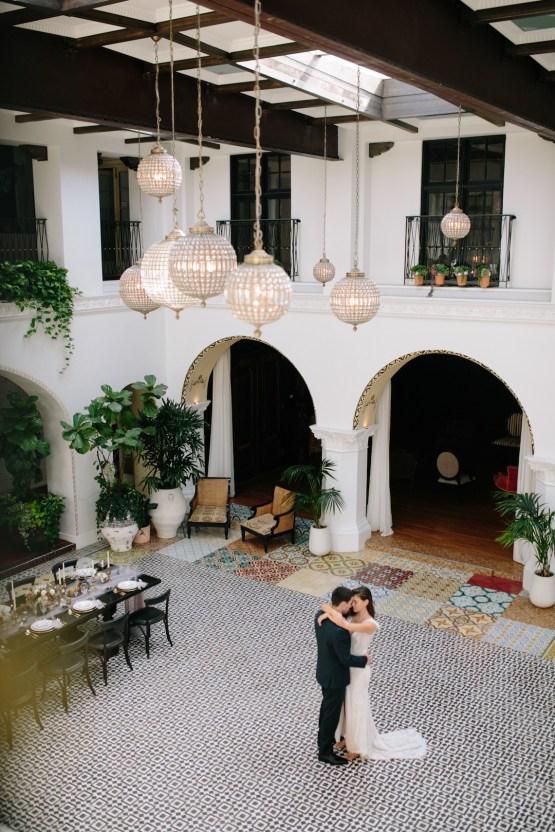 Romantic, Spanish, Hemingway Inspired Wedding Style | All in Love Design by Anna Lisa | Scott Sikora 22