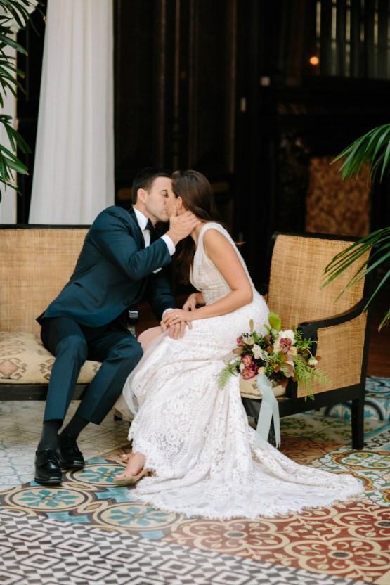 Romantic, Spanish, Hemingway Inspired Wedding Style | All in Love Design by Anna Lisa | Scott Sikora 26