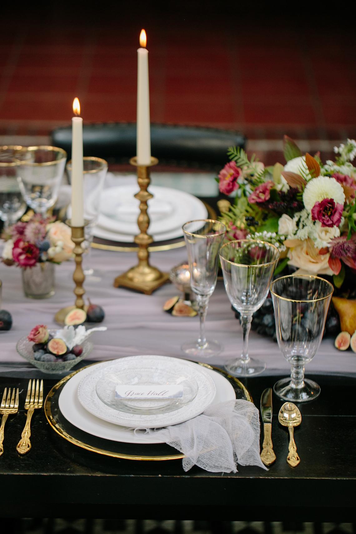 Romantic, Spanish, Hemingway Inspired Wedding Style | All in Love Design by Anna Lisa | Scott Sikora 45