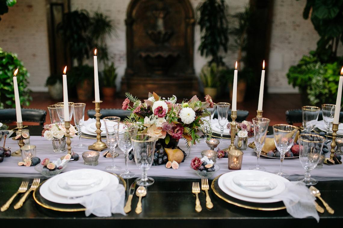 Romantic, Spanish, Hemingway Inspired Wedding Style | All in Love Design by Anna Lisa | Scott Sikora 6