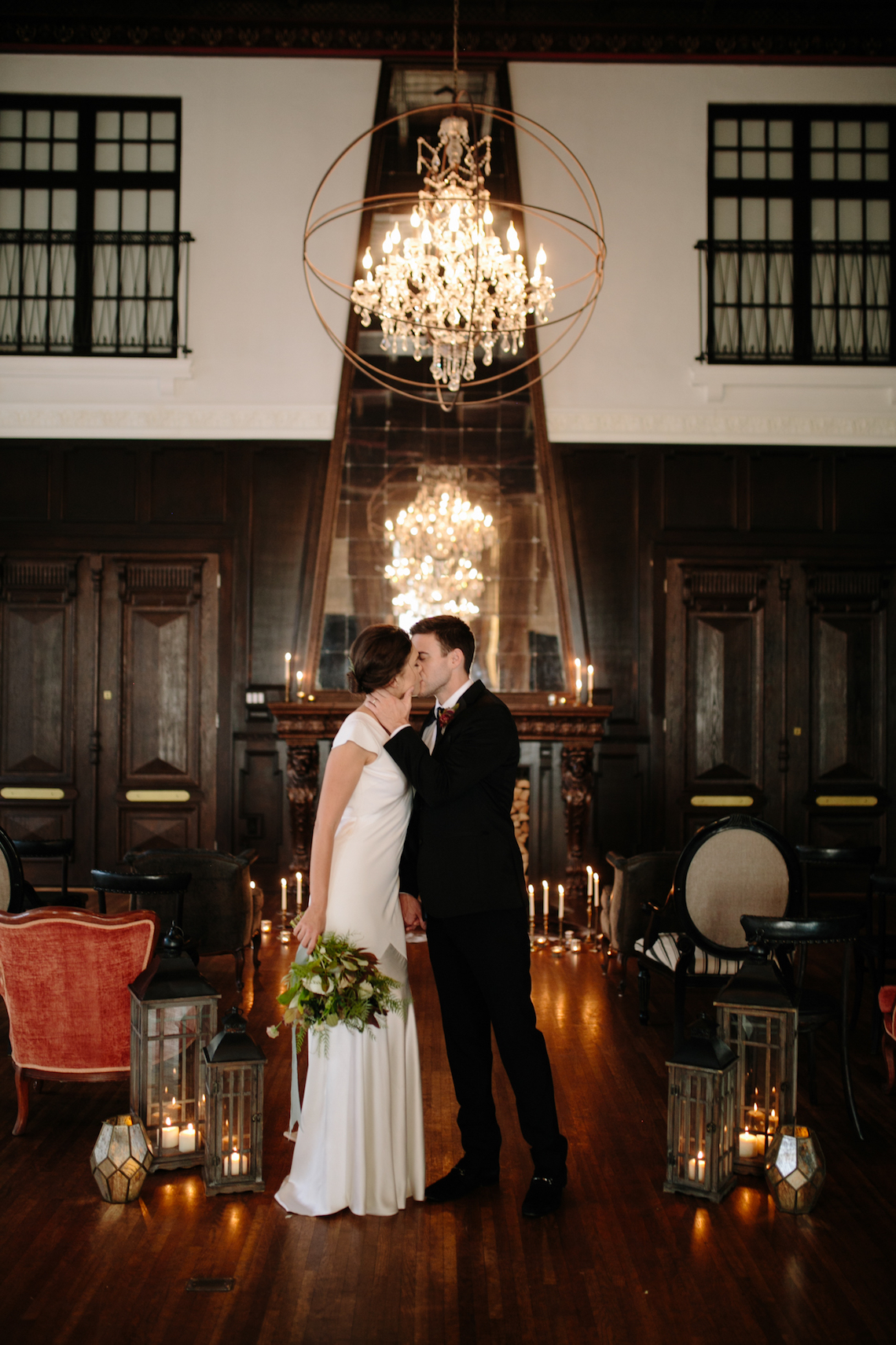 Romantic, Spanish, Hemingway Inspired Wedding Style | All in Love Design by Anna Lisa | Scott Sikora 60