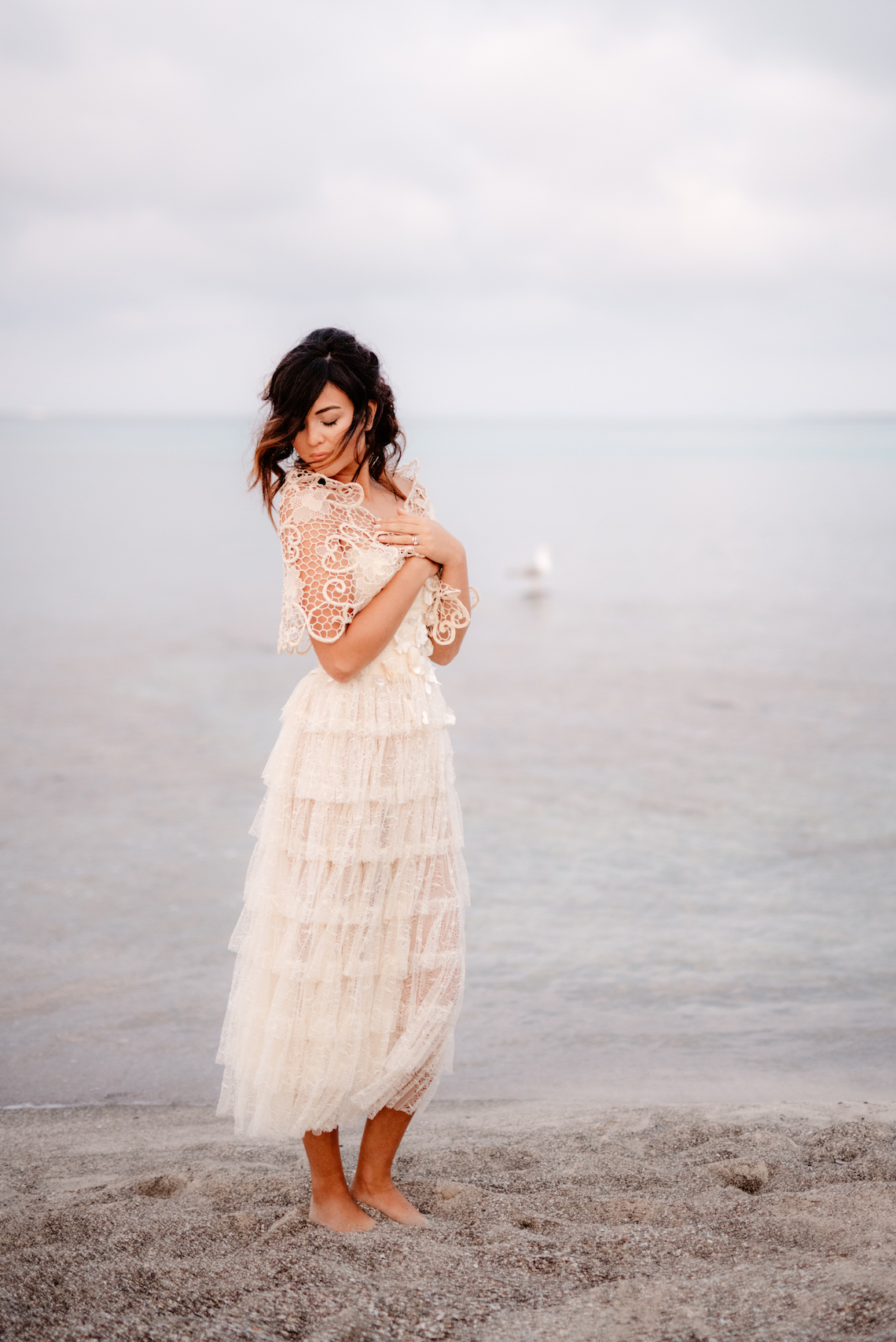 Shipwrecked; Seaside Elopement Inspiration From Sardinia | Valeria Mameli 31