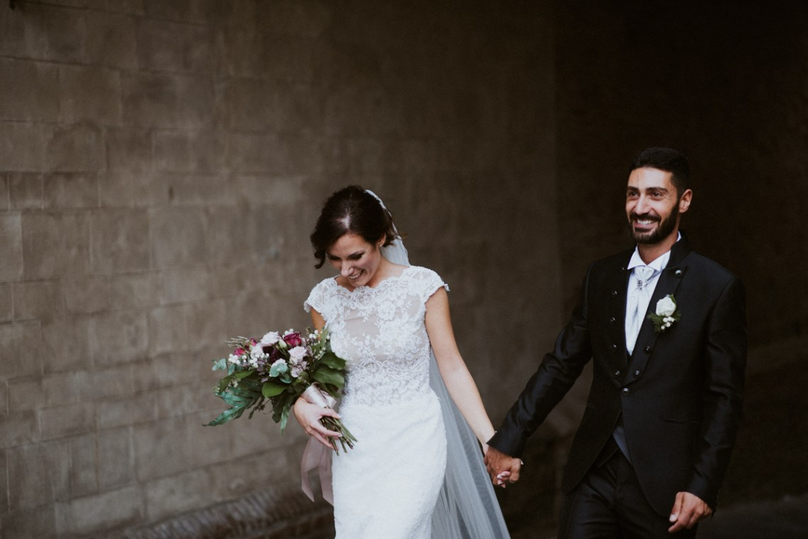 Simple & Elegant Cathedral Wedding in Italy | Silvia Galora 10