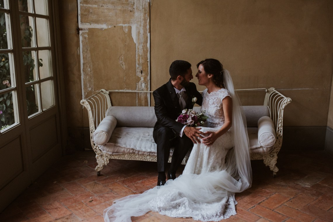 Simple & Elegant Cathedral Wedding in Italy | Silvia Galora 14