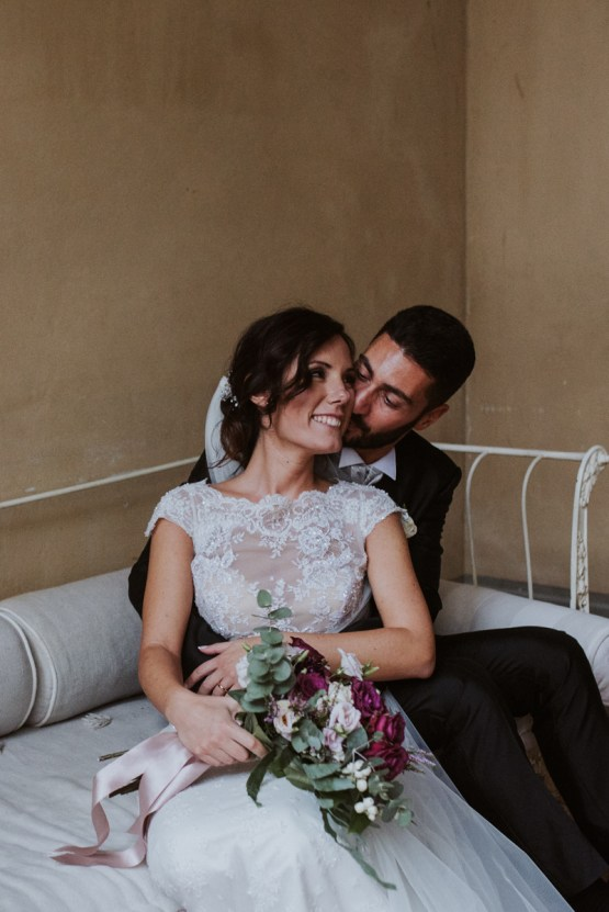 Simple & Elegant Cathedral Wedding in Italy | Silvia Galora 27