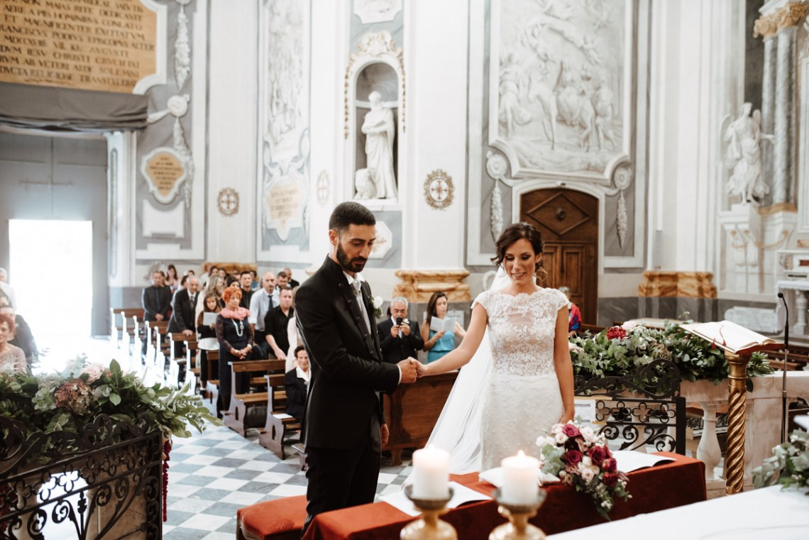 Simple & Elegant Cathedral Wedding in Italy | Silvia Galora 4