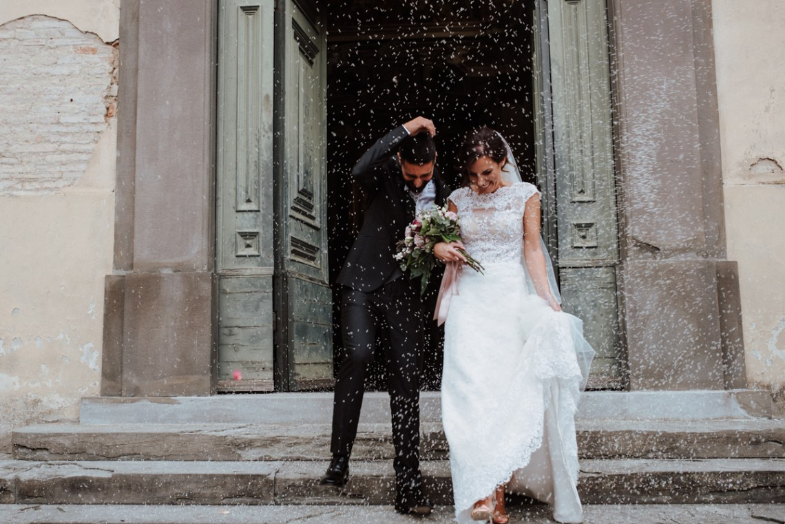 Simple & Elegant Cathedral Wedding in Italy | Silvia Galora 6