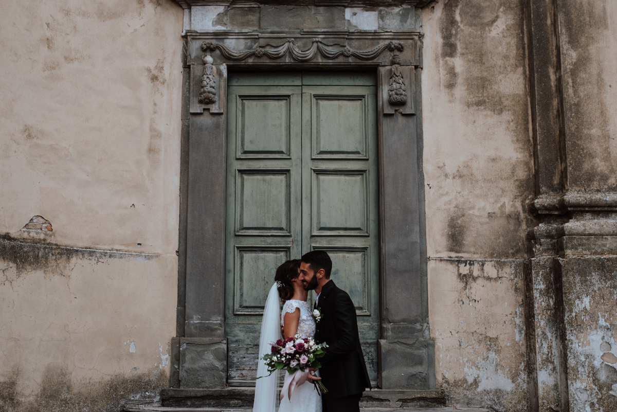 Simple & Elegant Cathedral Wedding in Italy | Silvia Galora 8
