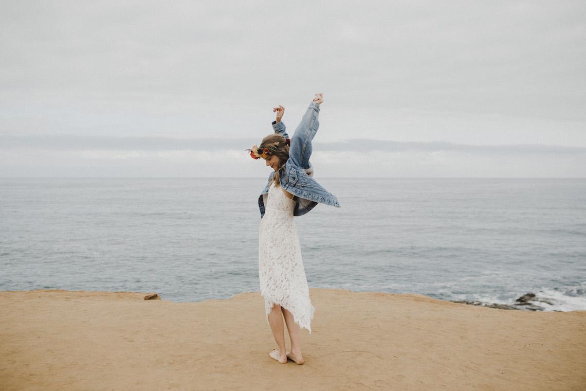 Southwestern Styled Beachy Wedding Ideas | Flourish | Madeline Barr Photo 15