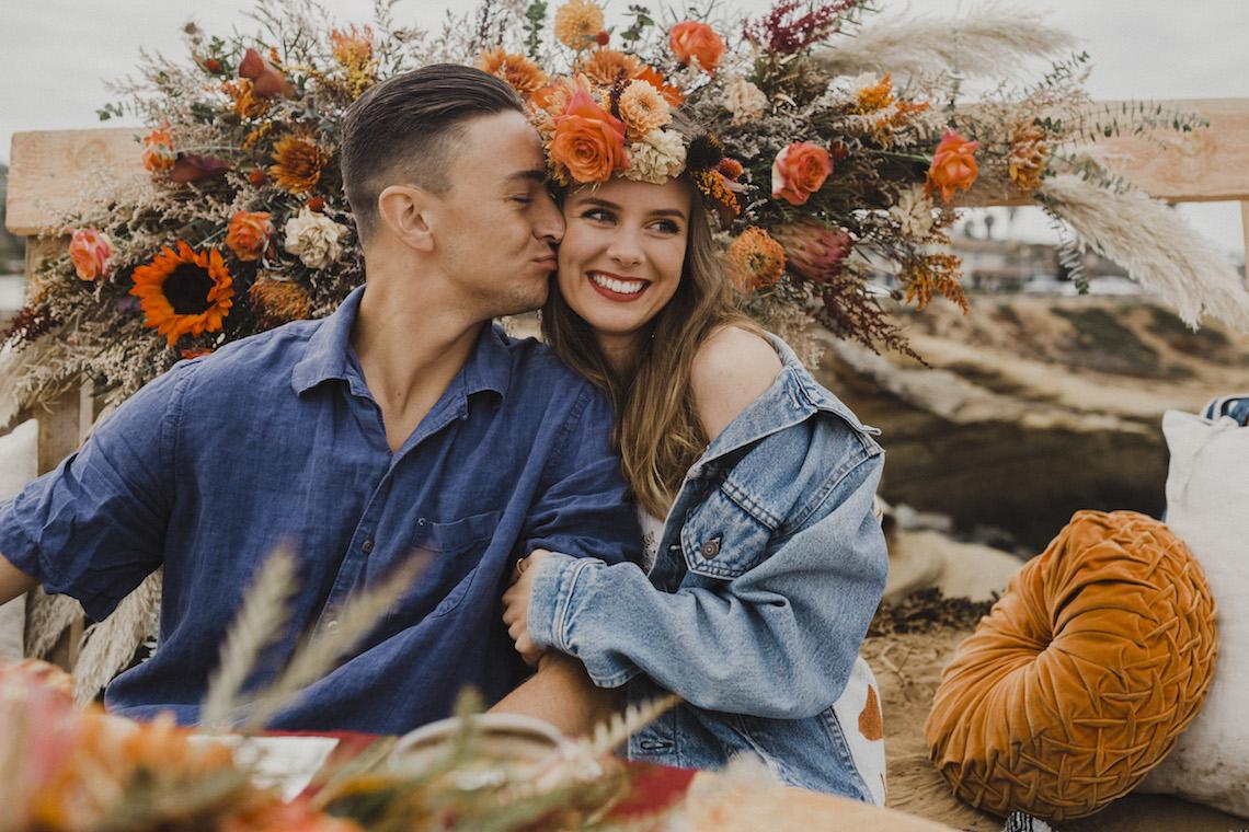 Southwestern Styled Beachy Wedding Ideas | Flourish | Madeline Barr Photo 17