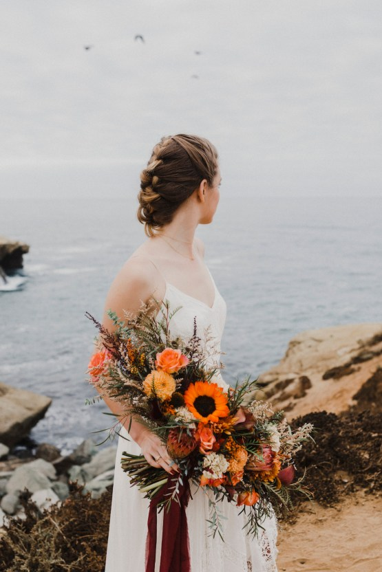 Southwestern Styled Beachy Wedding Ideas | Flourish | Madeline Barr Photo 22