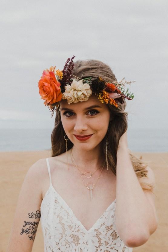 Southwestern Styled Beachy Wedding Ideas | Flourish | Madeline Barr Photo 44