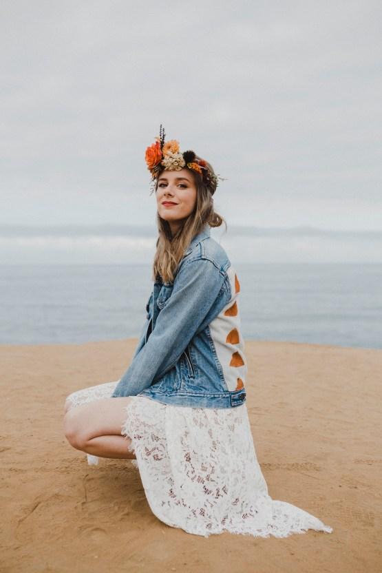 Southwestern Styled Beachy Wedding Ideas | Flourish | Madeline Barr Photo 46