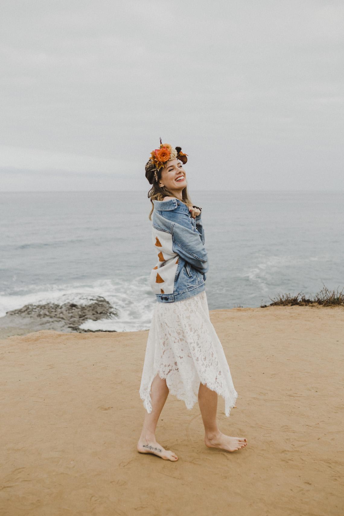 Southwestern Styled Beachy Wedding Ideas | Flourish | Madeline Barr Photo 48
