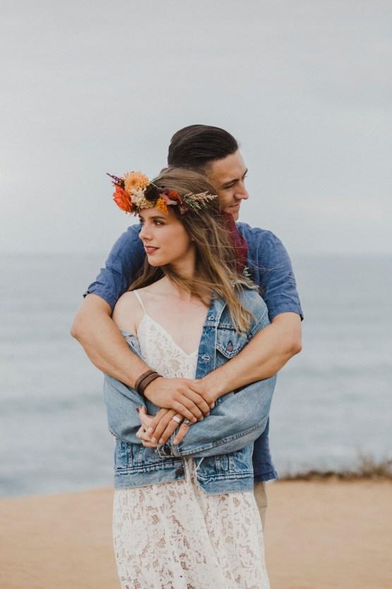 Southwestern Styled Beachy Wedding Ideas | Flourish | Madeline Barr Photo 55