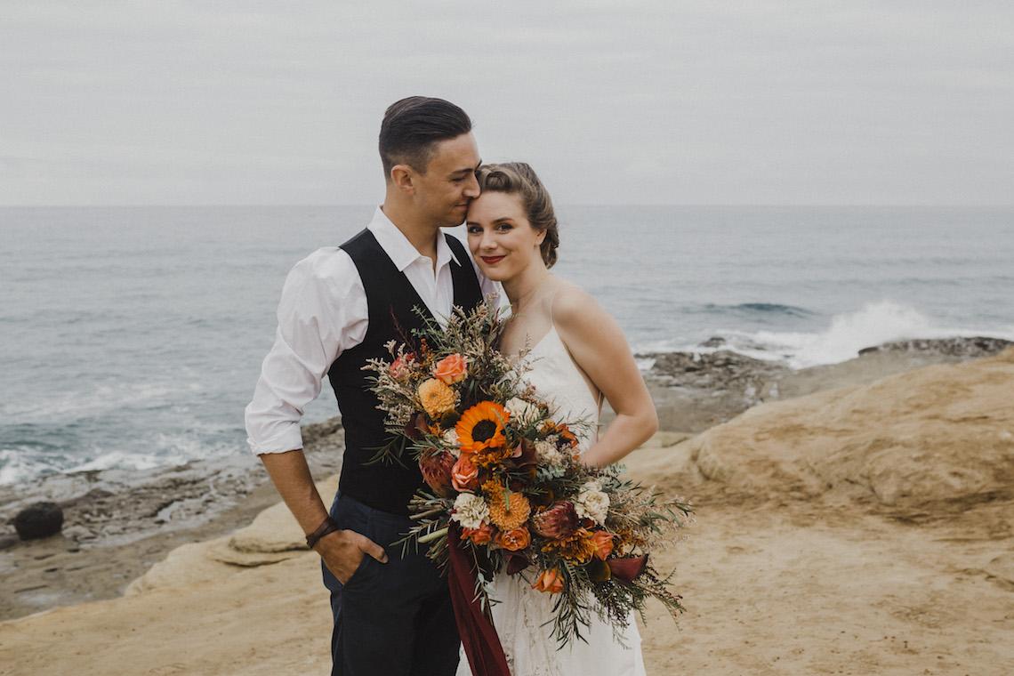Southwestern Styled Beachy Wedding Ideas | Flourish | Madeline Barr Photo 6
