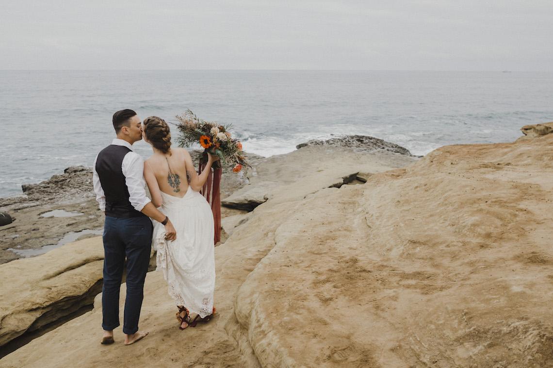 Southwestern Styled Beachy Wedding Ideas | Flourish | Madeline Barr Photo 7