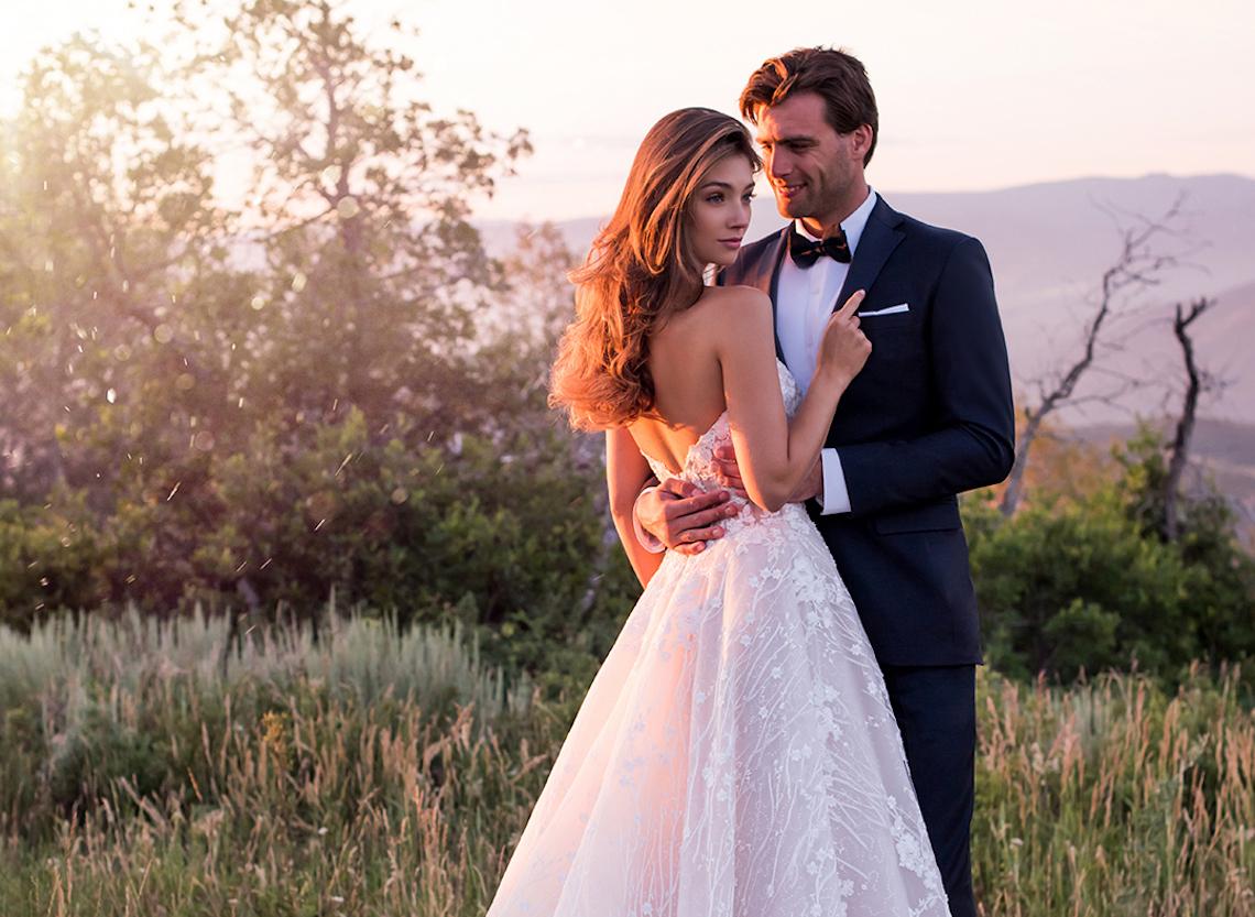 The Best Wedding Dresses For Your Zodiac Sign From Mon Cheri Bridals Martin Thornburg 4