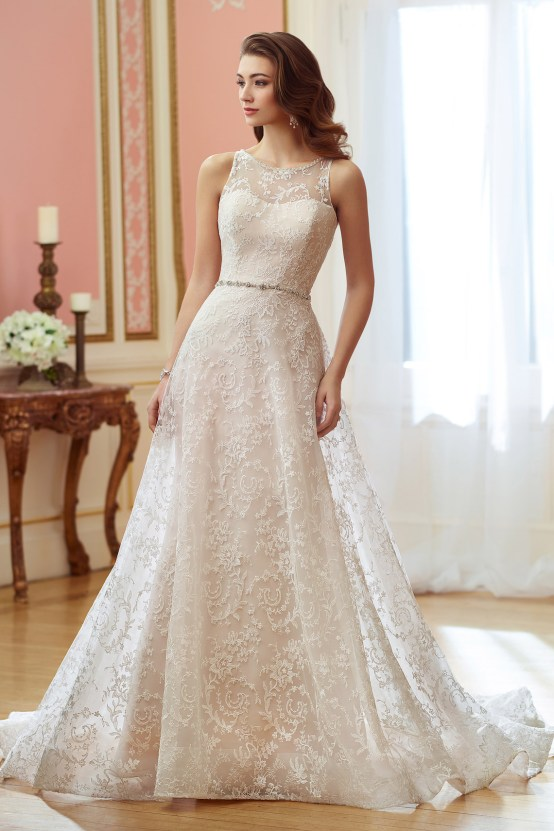 The Best Wedding Dresses For Your Zodiac Sign From Mon Cheri Bridals Martin Thornburg | Mae