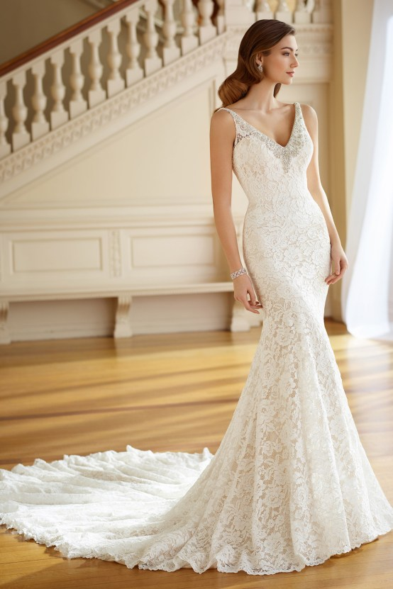 The Best Wedding Dresses For Your Zodiac Sign From Mon Cheri Bridals Martin Thornburg | Pearl