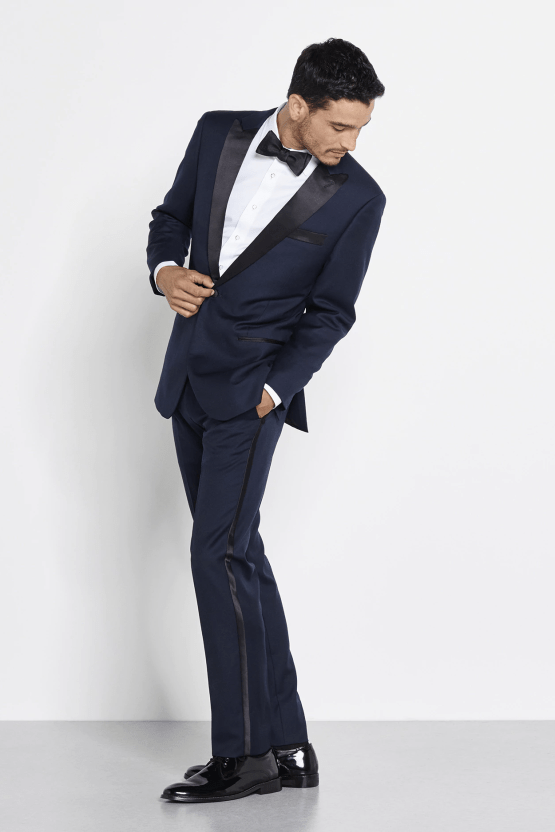 Wedding Dress Code 101: Groom & Menswear Edition | The Black Tux 3