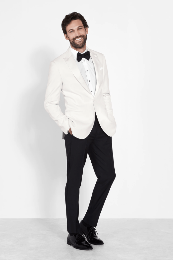 Wedding Dress Code 101: Groom & Menswear Edition | The Black Tux 5