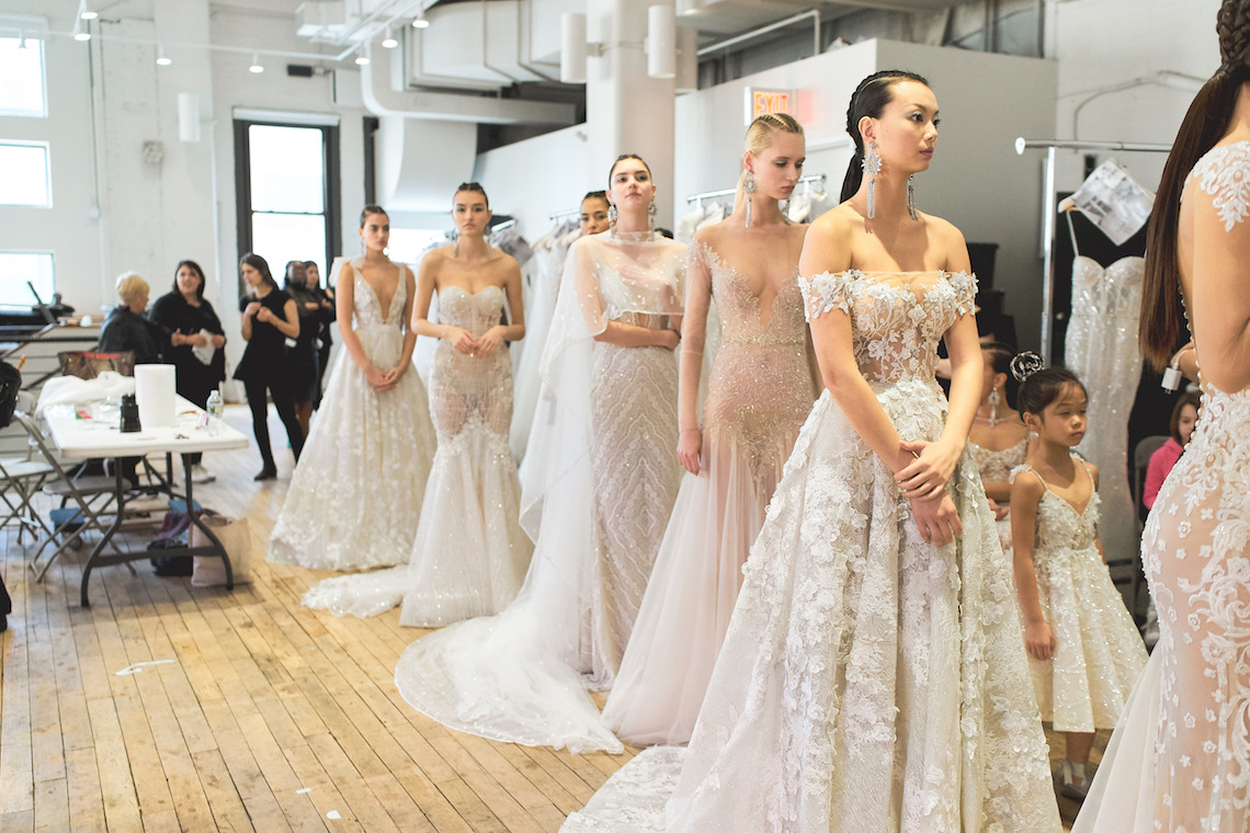 Did you see the latest Berta wedding dress collection We're ...