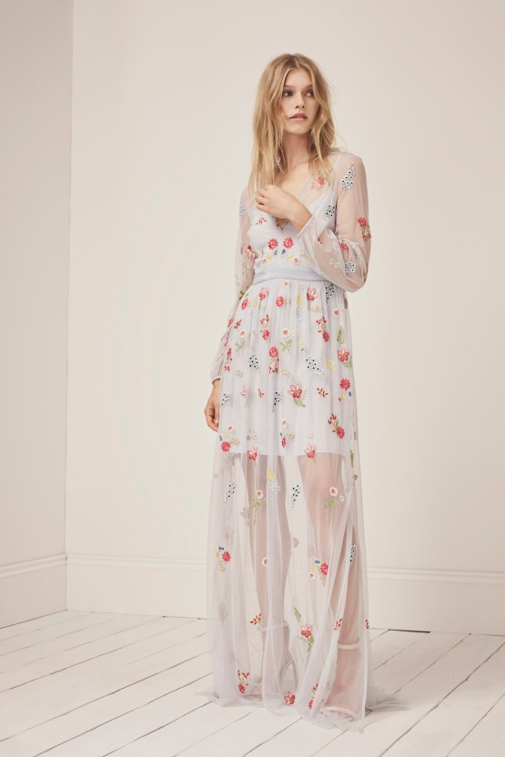 Chic Bridal and Bridesmaid Dresses From French Connection 1