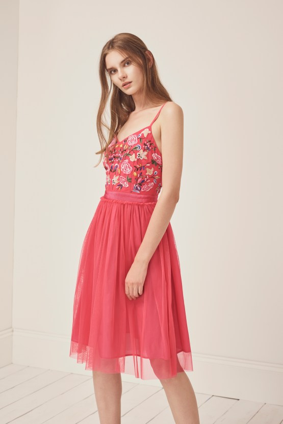 Chic Bridal and Bridesmaid Dresses From French Connection 11