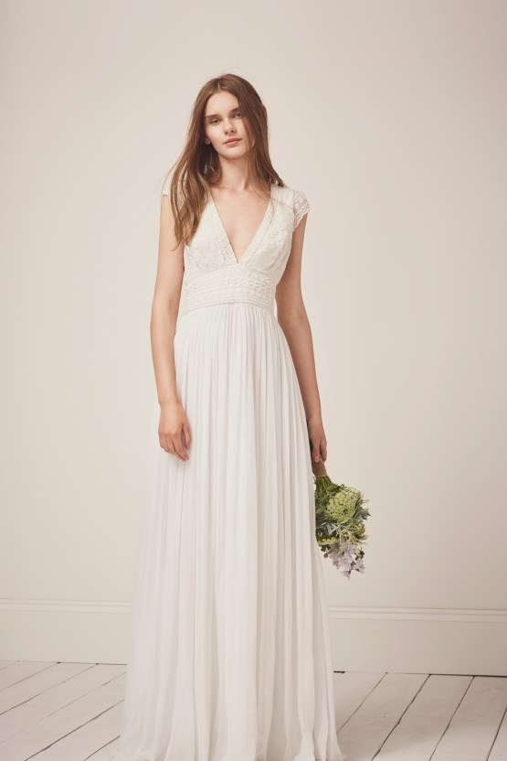 Chic Bridal and Bridesmaid Dresses From French Connection 15