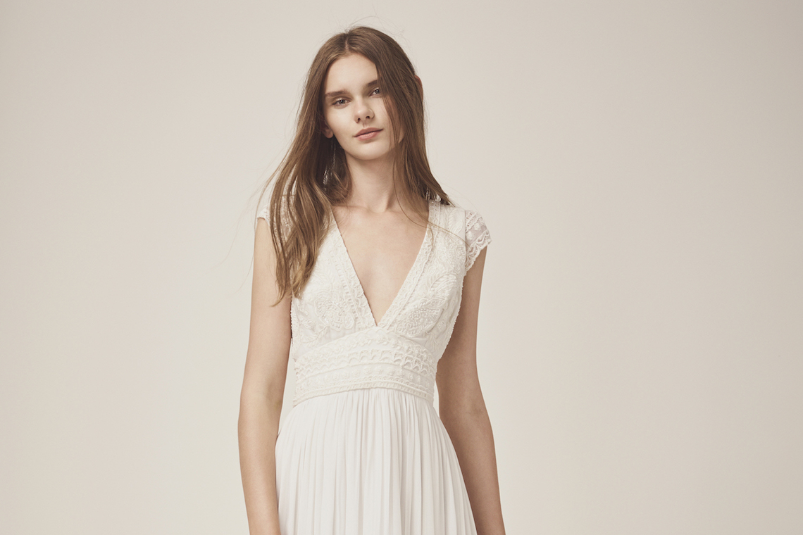 Chic Bridal and Bridesmaid Dresses From French Connection 29