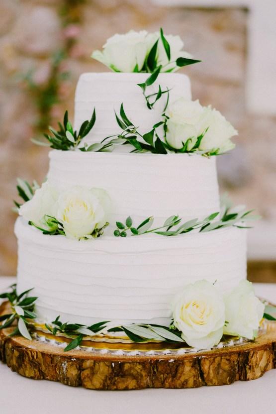 Classy Santorini Destination Wedding (With Amazing Caldera Views!) | Elias Kordelakos 31