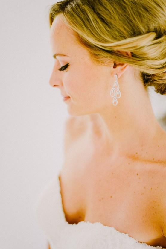 Classy Santorini Destination Wedding (With Amazing Caldera Views!) | Elias Kordelakos 6