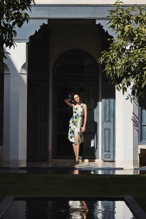 Effortless and Luxe Best Dressed Wedding Guest Attire By Reiss 10