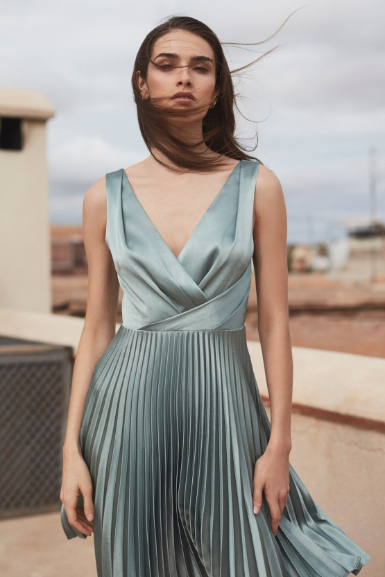 Effortless and Luxe Best Dressed Wedding Guest Attire By Reiss 13