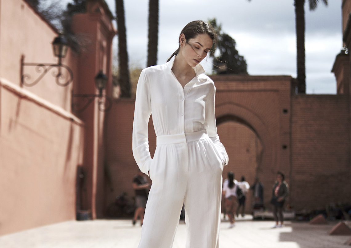 Effortless and Luxe Best Dressed Wedding Guest Attire By Reiss 24